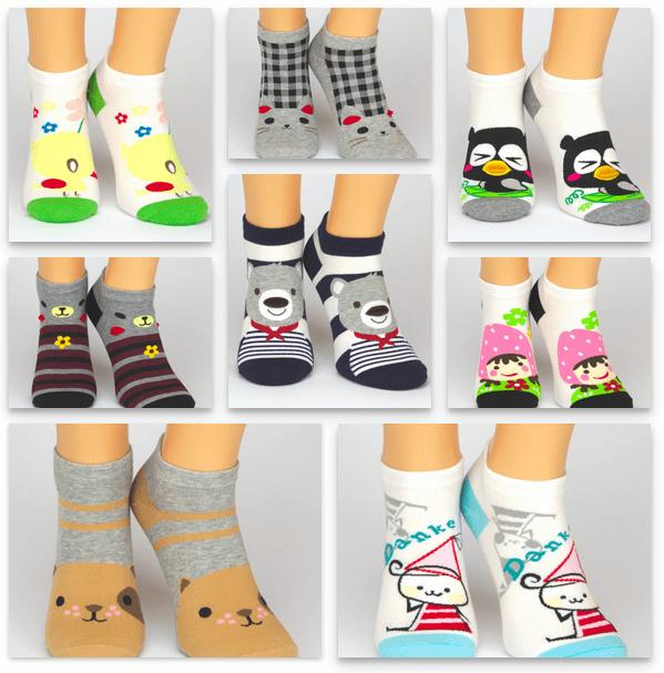 Charaktoes Socken