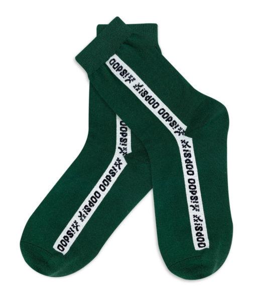 grüne Socken von Charaktoes