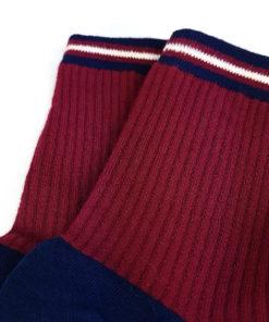 Beinling rote Socken