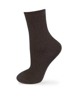 Socken braun Charaktoes
