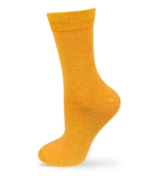 Socken gelb