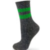 Warme Socken dunkelgrau