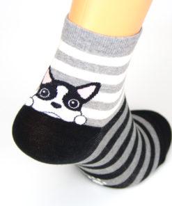 Boston Terrier Socken