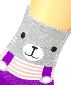 Charaktoes Socken Katze