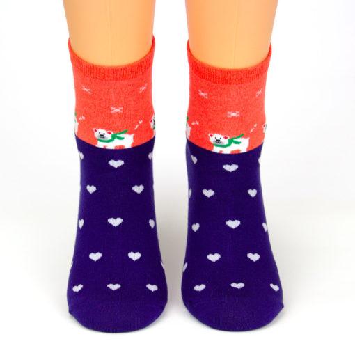 Socken Weihnachten