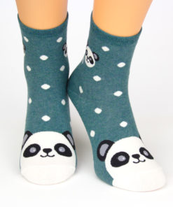 Socken Panda