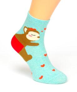 Socken Affe