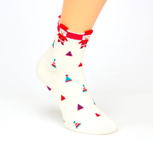 Socken Weihnachtsmann
