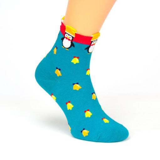 Socken Pinguin