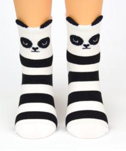 Socken mit Öhrchen