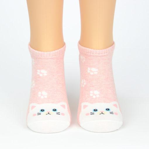 rosa Katzensocken