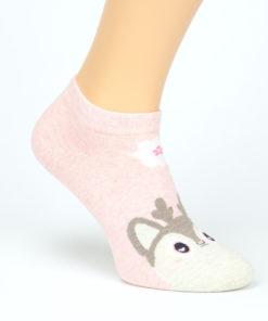 hungiger Elch Socken