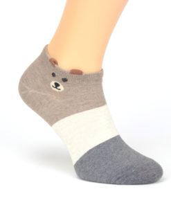 scheuer Bär Socken