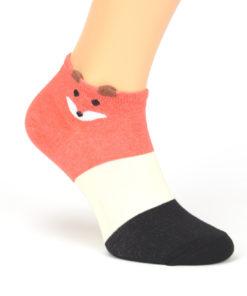 scheuer Fuchs Socken