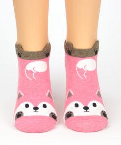 Sneaker Fuchs Socken