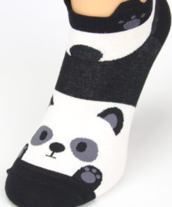 Sneaker Socken Panda