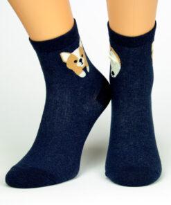 Motiv Socken Welsh Corgi