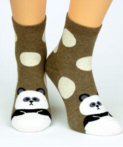 Zufriedener Panda