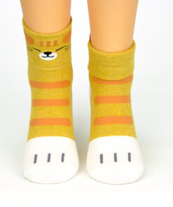 Umklappbare Socken
