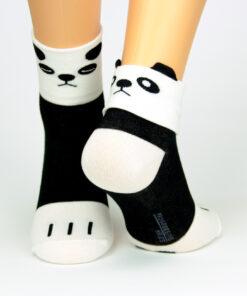 Panda Socken